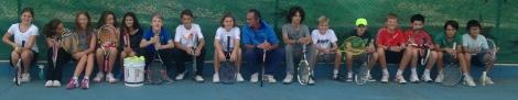 5 éme Tennis 2014