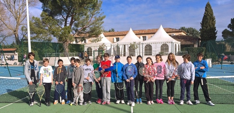 5éme tennis academy